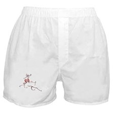 Happy Holidays Boxer Shorts