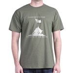 Land of the Free - Iwo Jima Dark T-Shirt