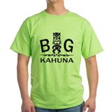 Big Kahuna Ash Grey T-Shirt