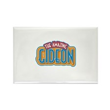 The Amazing Gideon Rectangle Magnet