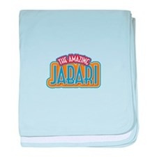 The Amazing Jabari baby blanket