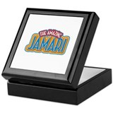 The Amazing Jamari Keepsake Box