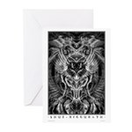 Shub-Niggurath Greeting Cards (Pk of 10)