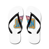 The Amazing Jaydon Flip Flops