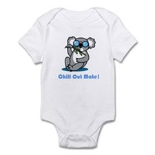 Chill Out Mate! Infant Bodysuit