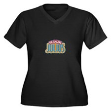 The Amazing Julius Plus Size T-Shirt