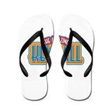 The Amazing Kendall Flip Flops