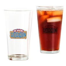 The Amazing Korbin Drinking Glass