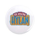 "The Amazing Kylan 3.5"" Button"
