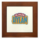 The Amazing Kylan Framed Tile