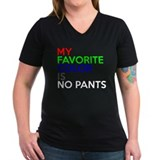 No Pants T-Shirt