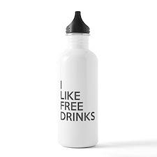 Free Drinks Water Bottle