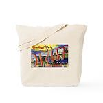 Oakland California Greetings Tote Bag