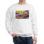 Oakland California Greetings (Front) Sweatshirt