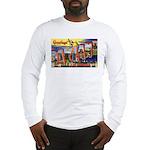 Oakland California Greetings Long Sleeve T-Shirt