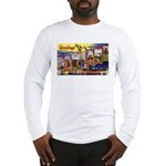 Oakland California Greetings (Front) Long Sleeve T