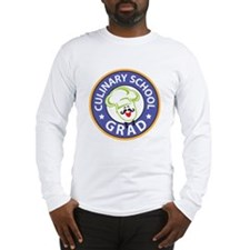 Culinary School Grad Long Sleeve T-Shirt
