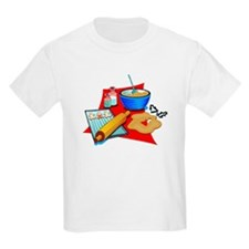 Baking Christmas Cookies Kids T-Shirt
