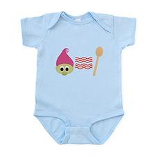 Troll Bacon Spoon Body Suit