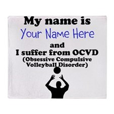 Custom Obsessive Compulsive Volleyball Disorder Th