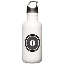 Gray Water Bottle