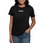 hot chick wtfwjd? shirt