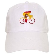 Spanish Cycling Baseball Cap