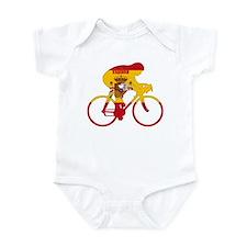 Spanish Cycling Infant Bodysuit