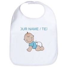 Custom Baby Boy Bib