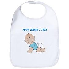 Custom Baby Boy Bib