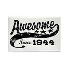 Awesome Since 1944 Rectangle Magnet