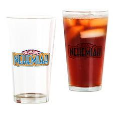 The Amazing Nehemiah Drinking Glass