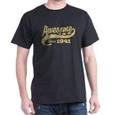 Awesome Since 1941 T-Shirt