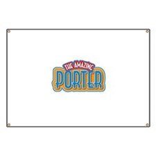 The Amazing Porter Banner