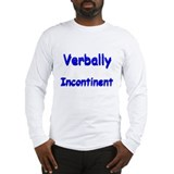 Verbally  Long Sleeve T-Shirt