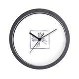 Cool Unconscious Wall Clock