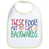 Funny All family and baby Bib