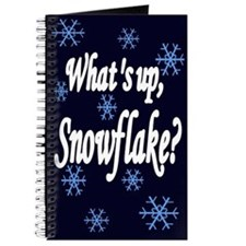 What's Up Snowflake Journal