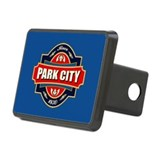 Park City Old Label Hitch Cover
