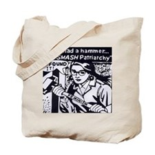 Smash Patriarchy Tote Bag