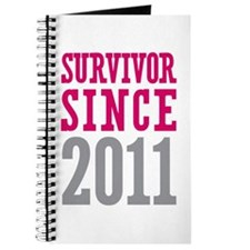Survivor Since 2011 Journal
