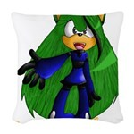 KaraKara Woven Throw Pillow