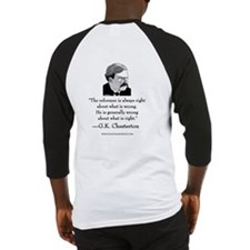 "G.K. Chesterton Jersey ""The Reformer"""