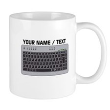 Custom Keyboard Mug