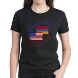 Armenia Birth American Choice Tee