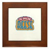 The Amazing Reese Framed Tile