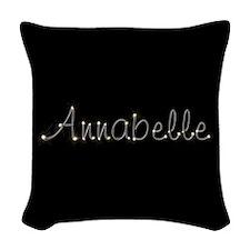 Annabelle Spark Woven Throw Pillow