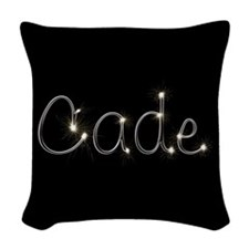 Cade Spark Woven Throw Pillow