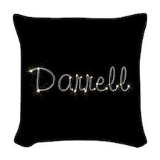 Darrell Spark Woven Throw Pillow