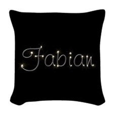 Fabian Spark Woven Throw Pillow